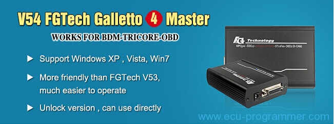 FGTech V54 Galletto 4