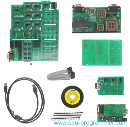 UPA USB V1.3.0.14 With Full Adaptors Support ECU_MCU Chip Reading and Writing EEPROM Programming NEC Function