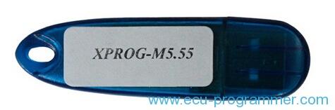 XPROG-M V5.55 USB DONGLE