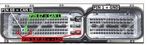 pcr2.1 pinout-01